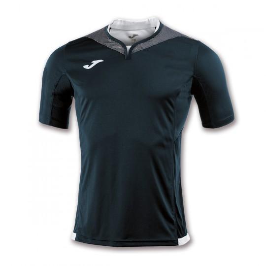 Camiseta  Joma Silver m/c Negro