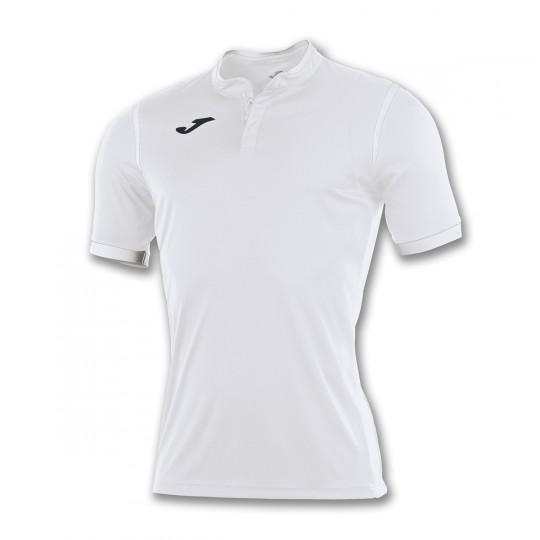 Camiseta  Joma Toletum m/c Blanco