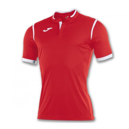 Camiseta  Joma Toletum m/c Rojo