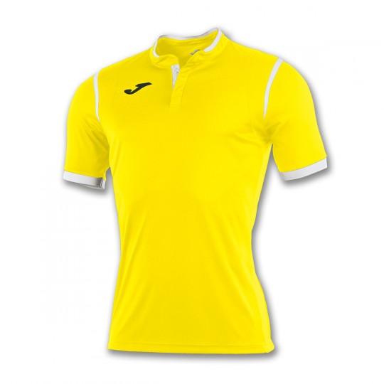 Camiseta  Joma Toletum m/c Amarillo