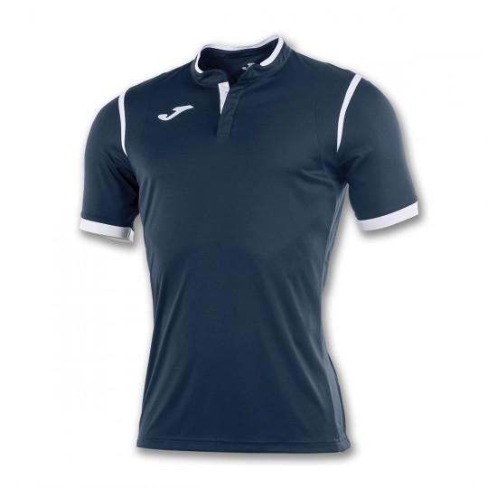 Camiseta  Joma Toletum m/c Azul marino