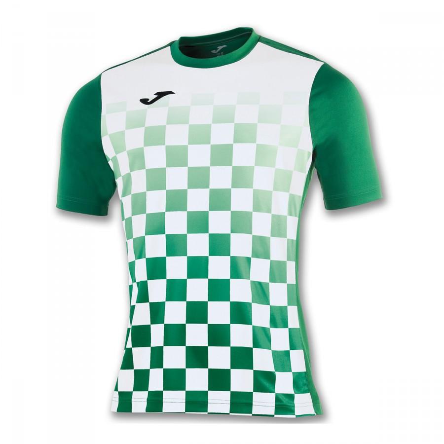 selección mundial de muchos estilos último clasificado Camiseta Joma Flag m/c