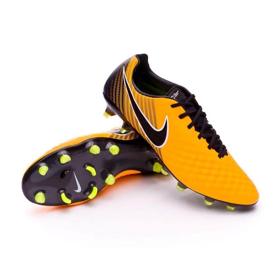 pretty nice 4c69d 87c54 Nike Magista Opus II ACC FG Boot. Laser orange-Black-White-Volt ...