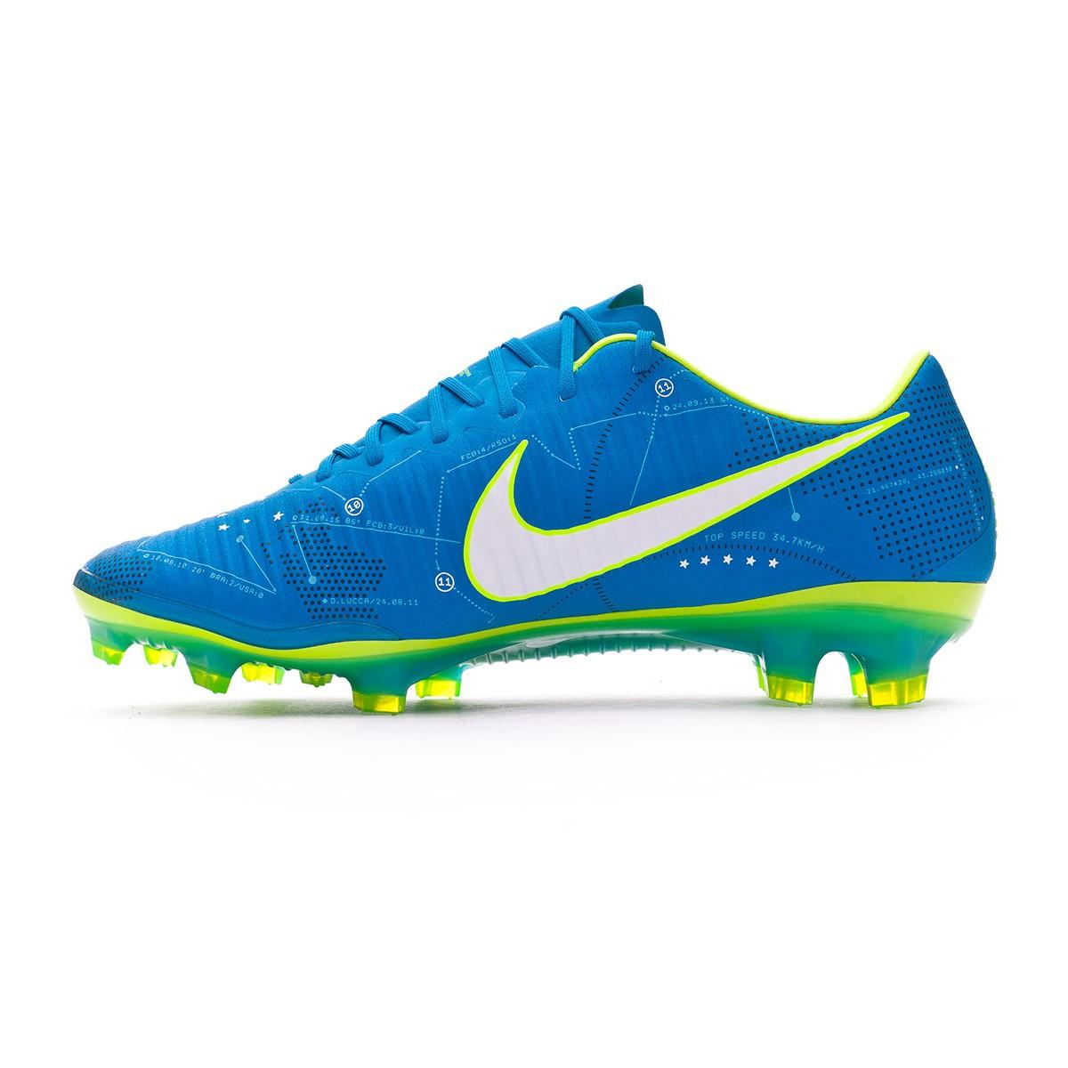 654ec2537ef2 Football Boots Nike Mercurial Vapor XI ACC FG Neymar Blue orbit-White-Armory  navy - Tienda de fútbol Fútbol Emotion