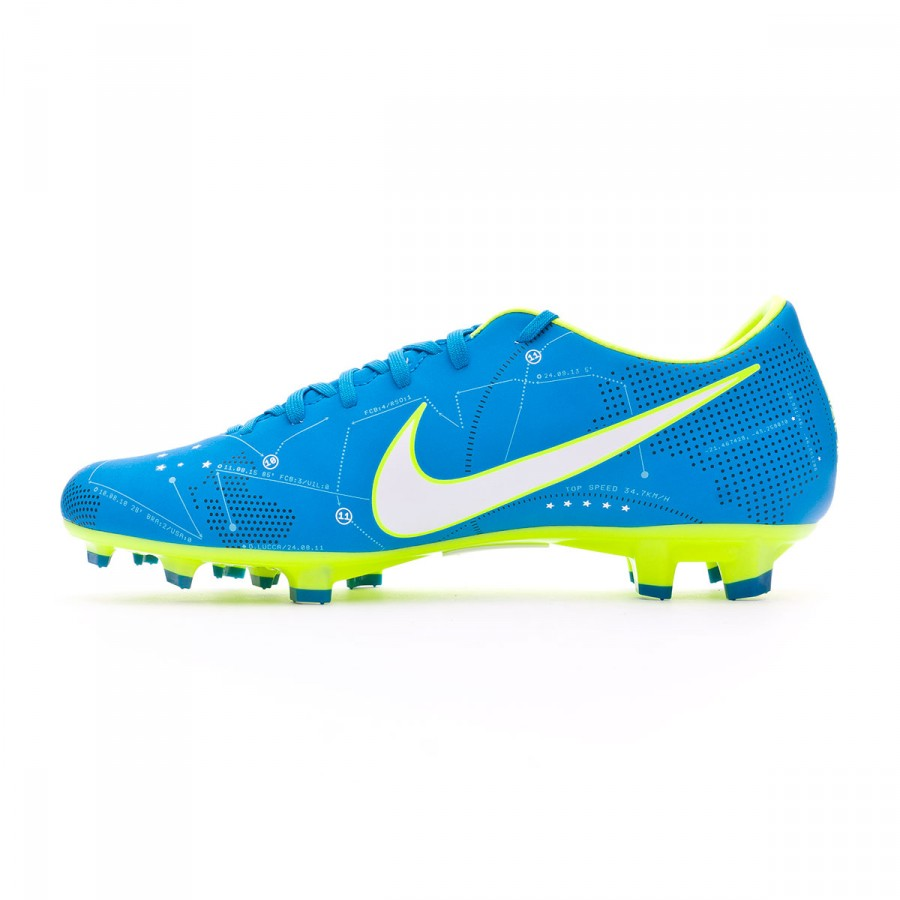 5e0b7443a Football Boots Nike Mercurial Victory VI FG Neymar Blue orbit-White-Armory  navy - Tienda de fútbol Fútbol Emotion