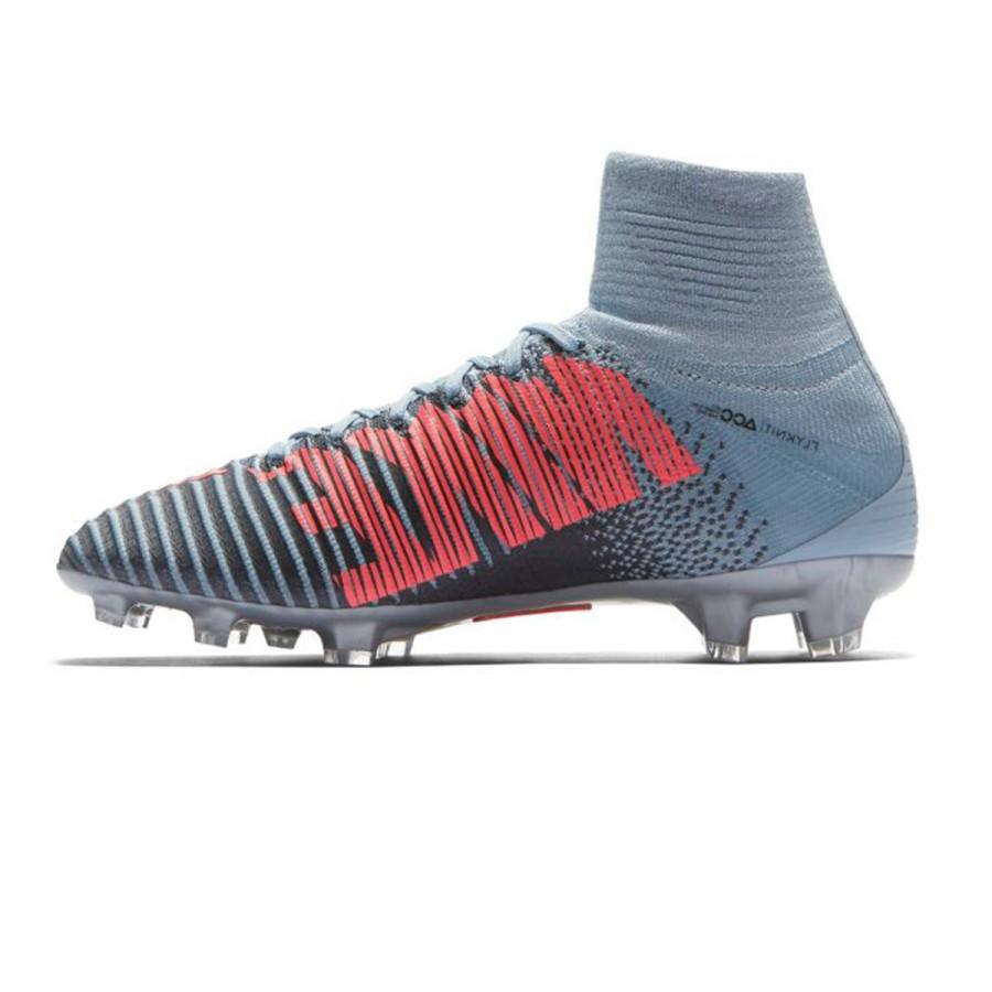 946680bed4c Zapatos de fútbol Nike Mercurial Superfly V DF FG Niño Light armory blue-armory  navy-armory blue - Soloporteros es ahora Fútbol Emotion