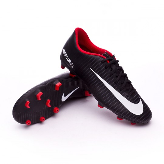 Bota  Nike Mercurial Vortex III FG Black-White-Dark grey