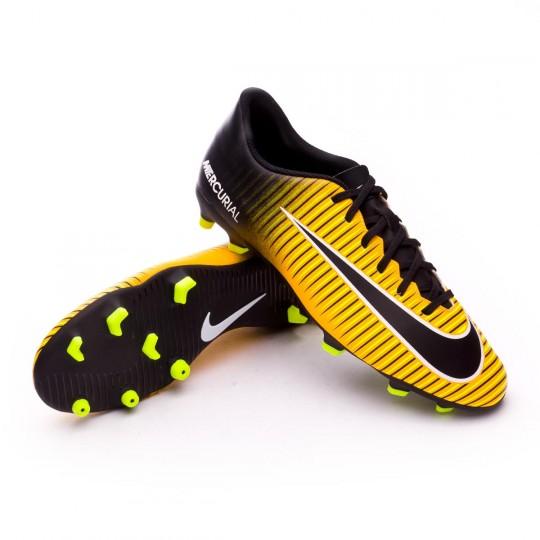Bota  Nike Mercurial Vortex III FG Laser orange-Black-White-Volt