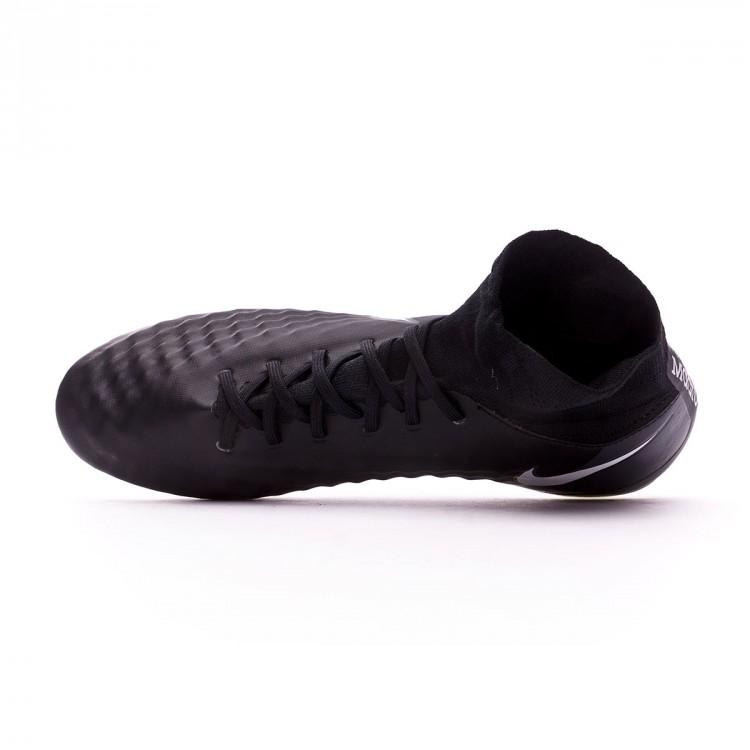 Boot Nike Magista Orden II FG Black-White-Cool grey-Stadium green ... a0171e1d30db