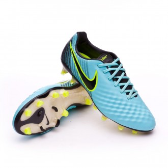 Bota  Nike Magista Opus II FG Light aqua-Black-Igloo-Volt