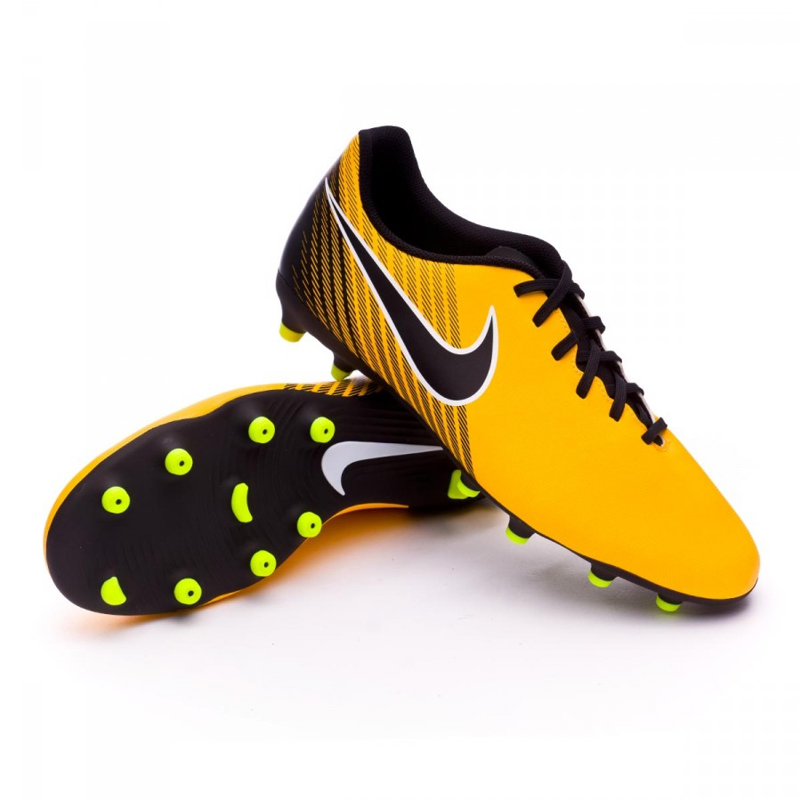 1a59deb0b4e0 Football Boots Nike Magista Ola II FG Laser orange-Black-White-Volt ...