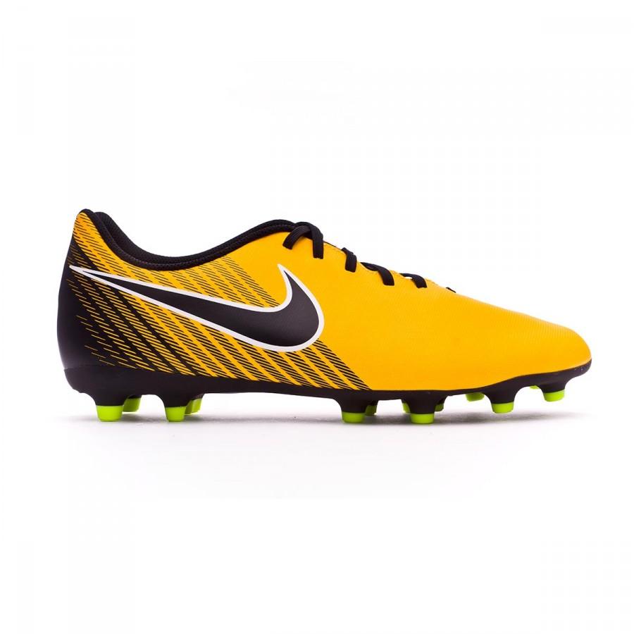 6142d24f7fa6 Football Boots Nike Magista Ola II FG Laser orange-Black-White-Volt -  Tienda de fútbol Fútbol Emotion