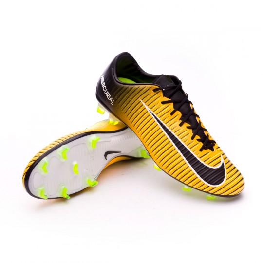Bota  Nike Mercurial Veloce lII FG Laser orange-Black-White-Volt