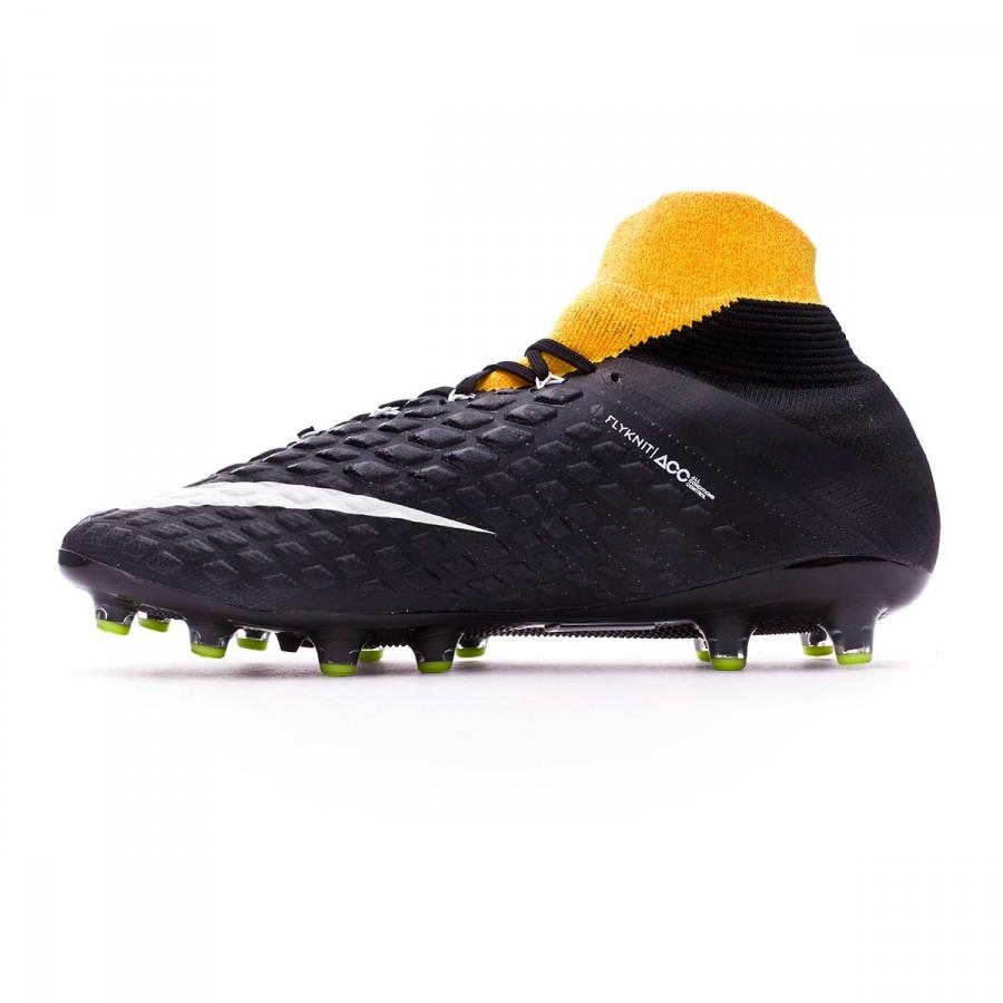best service 510c4 4a775 Football Boots Nike Hypervenom Phantom III ACC DF AG-Pro Laser orange-Black-White-Volt  - Football store Fútbol Emotion