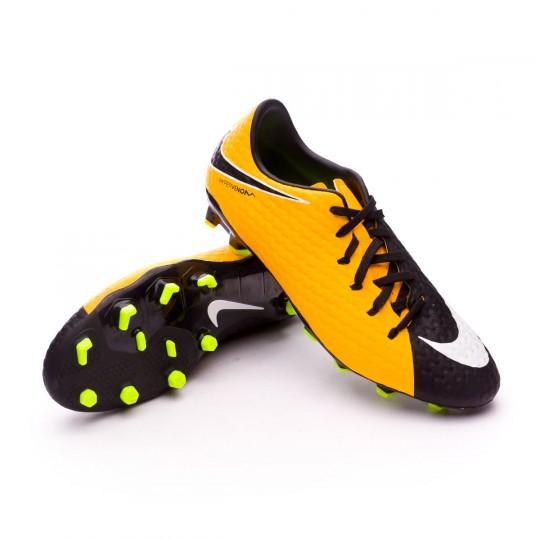 Bota  Nike Hypervenom Phelon III FG Laser orange-Black-White-Volt