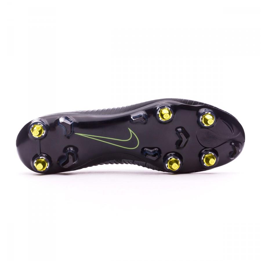 aaa0b5809 Football Boots Nike Mercurial Vapor XI SG-Pro Anti-Clog Black-White-Dark  grey - Football store Fútbol Emotion