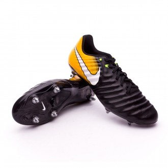 Boot  Nike Tiempo Ligera IV SG Black-White-Laser orange-Volt