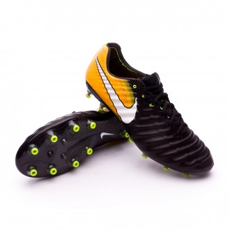 Tiempo Legend VII ACC AG-Pro Black-White-Laser orange-Volt
