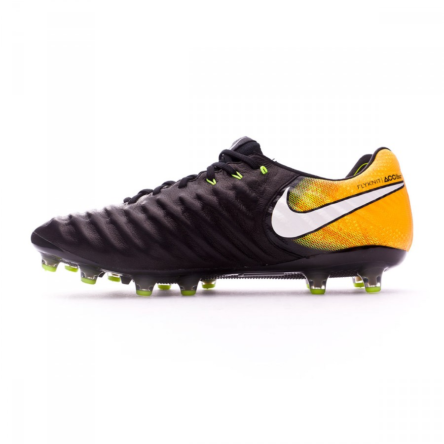 Boot Nike Tiempo Legend VII ACC AG-Pro Black-White-Laser orange-Volt -  Football store Fútbol Emotion 0130e22ec