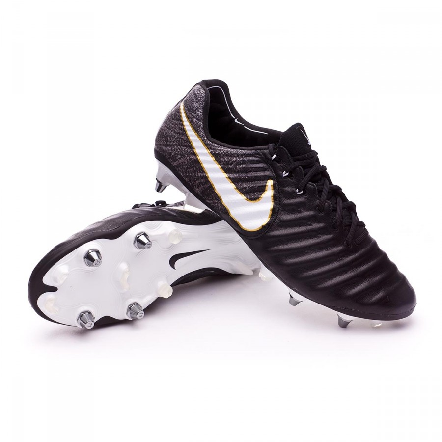 Boot Nike Tiempo Legend VII ACC SG-Pro Black-White - Footbal