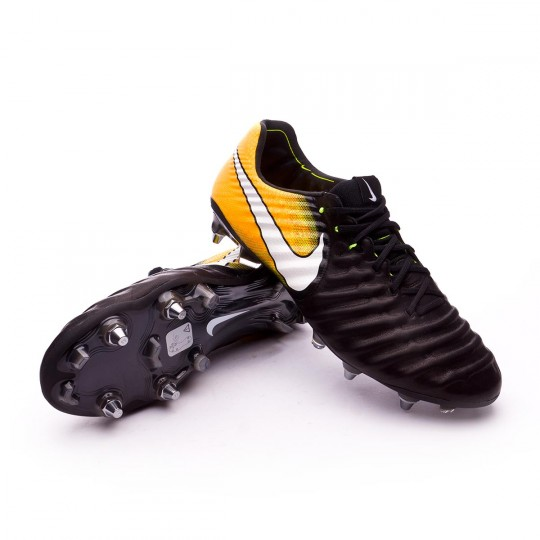 Bota  Nike Tiempo Legend VII ACC SG-Pro Black-White-Laser orange-Volt