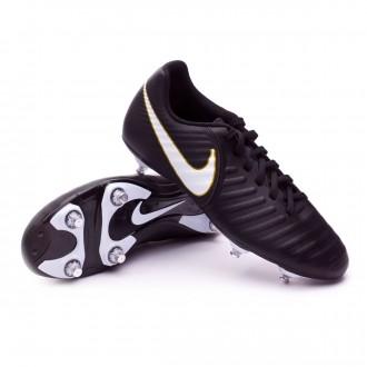Scarpa  Nike Tiempo Rio IV SG Black-White
