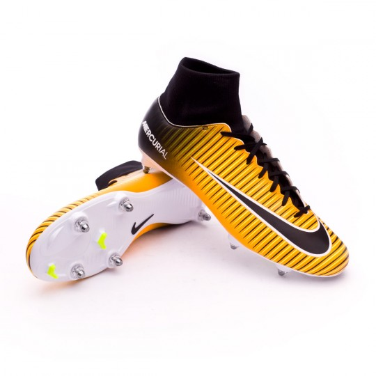 Bota  Nike Mercurial Victory VI DF SG Laser orange-Black-White-Volt