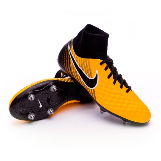 Chuteira  Nike Magista Onda II DF SG Laser orange-Black-White-Volt