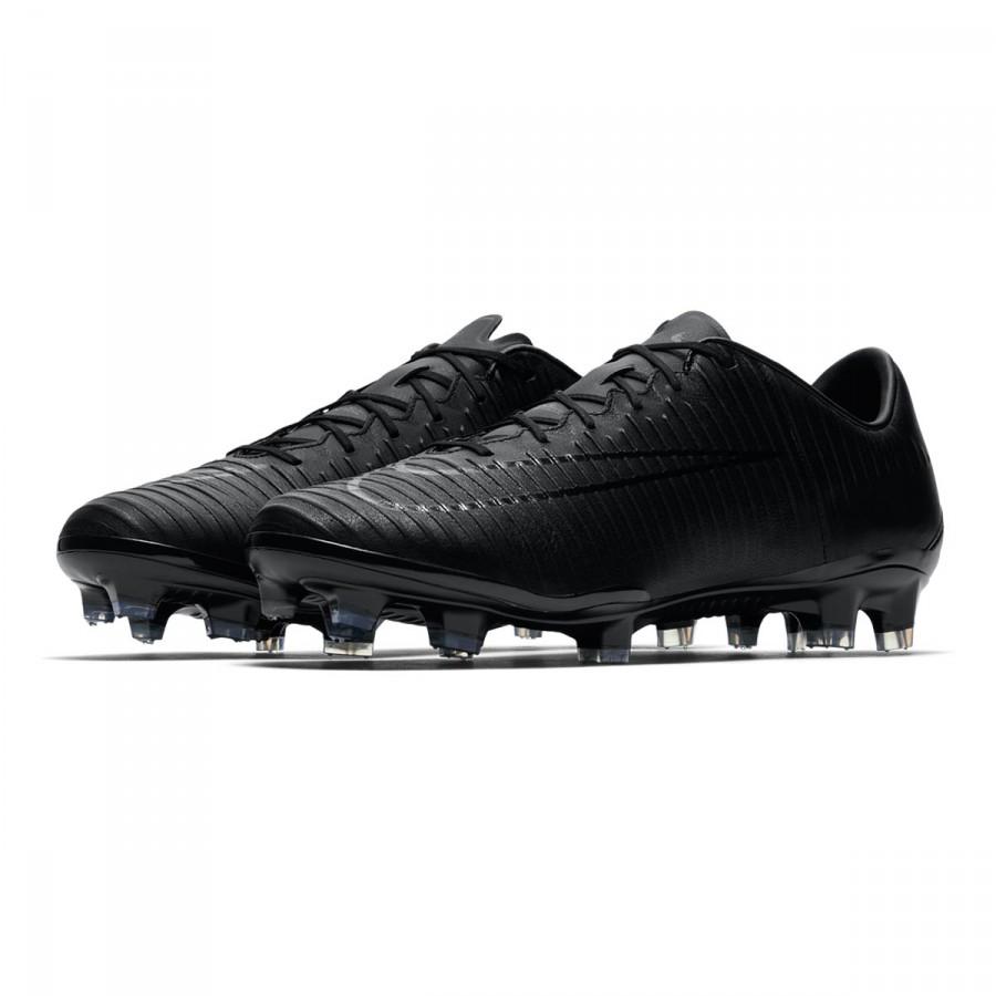 best loved 35db4 457e4 Nike Mercurial Vapor XI ACC TC FG Football Boots. Black ...