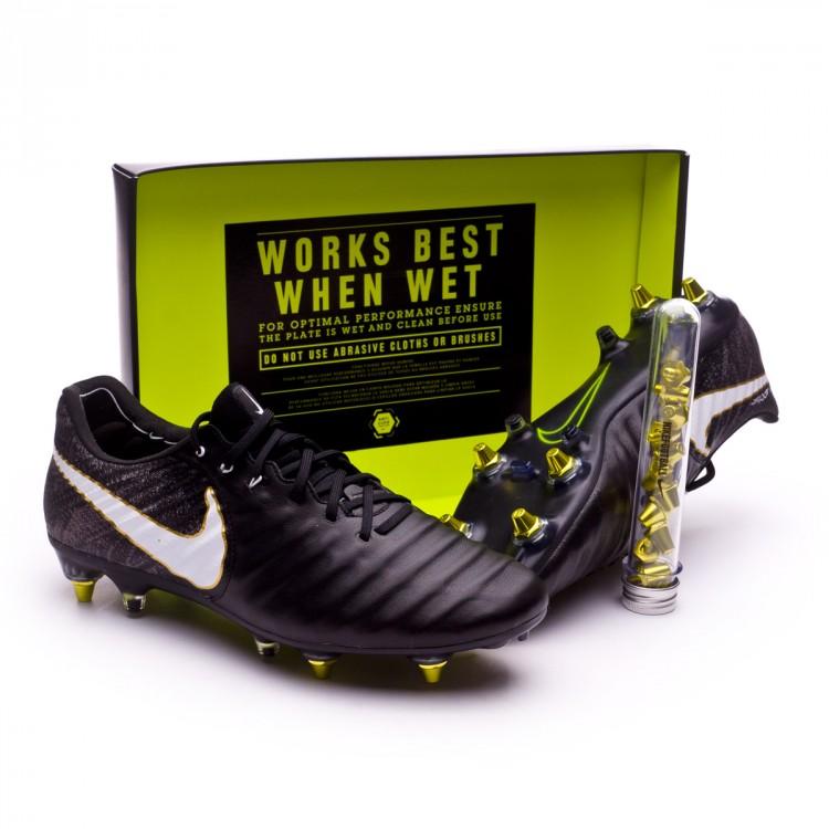 b514ed7ed6da7 Football Boots Nike Tiempo Legend VII SG-Pro Anti-Clog Black-White ...