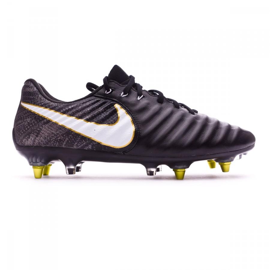 c1fb90b4d Football Boots Nike Tiempo Legend VII SG-Pro Anti-Clog Black-White -  Football store Fútbol Emotion