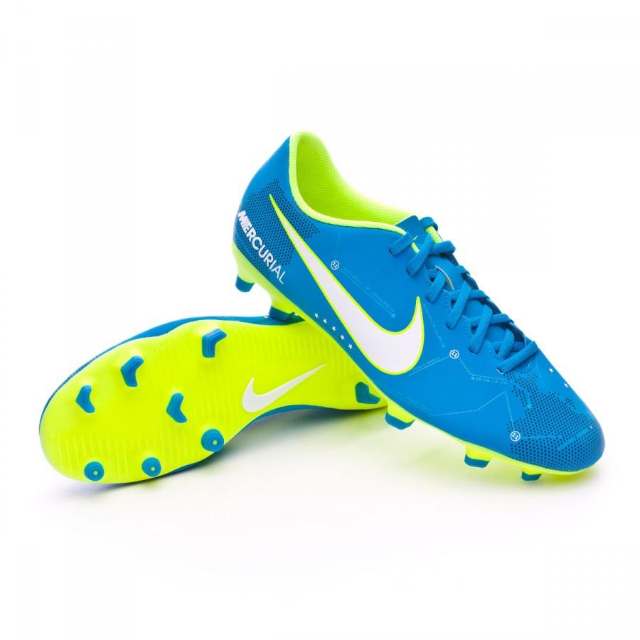 cheaper 549ec 093bc Nike Mercurial Vortex III FG Neymar Football Boots