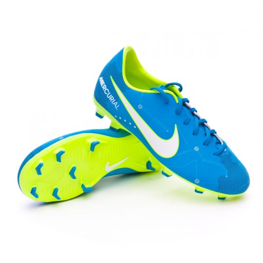 Chaussure  Nike Jr Mercurial Victory VI FG Neymar Jr Blue orbit-White-Blue orbit-Armory navy