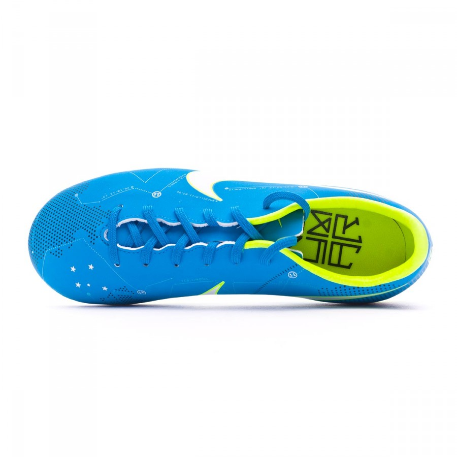 5223cbb8c Football Boots Nike Mercurial Victory VI FG Neymar for kids Blue orbit-White -Blue orbit-Armory navy - Tienda de fútbol Fútbol Emotion