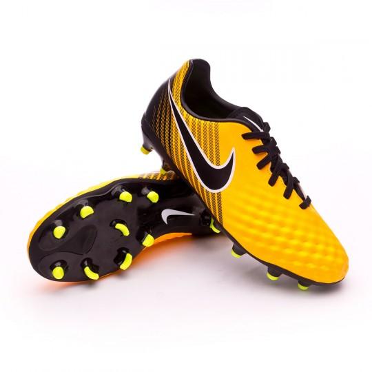 Chaussure  Nike Jr Magista Onda II FG Laser orange-Black-White-Volt