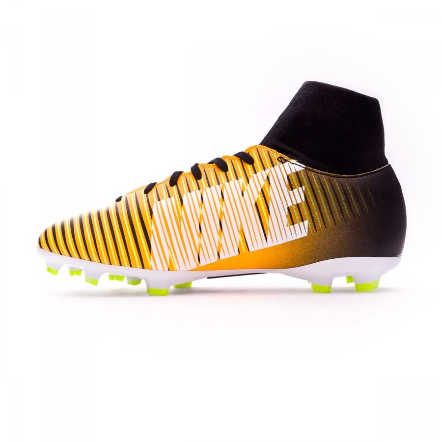 Bota de fútbol Nike Mercurial Victory VI orange DF FG Niño Laser orange VI a941f9