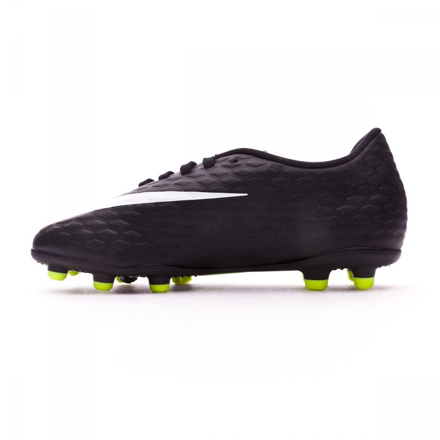 official photos 46c8f 57552 Chaussure de foot Nike Hypervenom Phade III FG enfant Laser  orange-Black-White-Volt - Boutique de football Fútbol Emotion