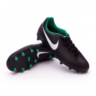 Bota  Nike Magista Ola II FG Niño Black-White-Cool grey-Stadium green