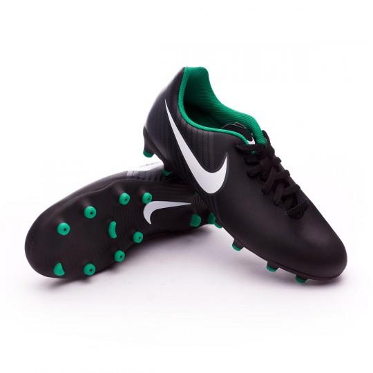Bota  Nike jr Magista Ola II FG Black-White-Cool grey-Stadium green