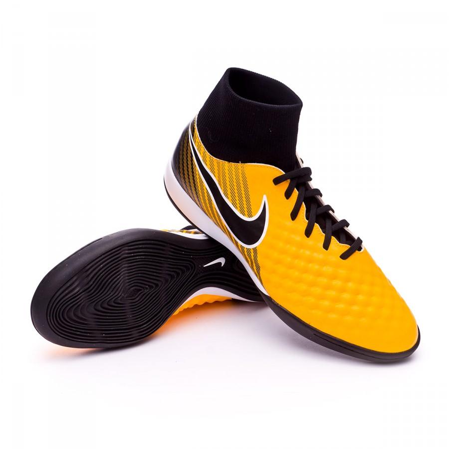 3d553592be5b Futsal Boot Nike MagistaX Onda II DF IC Laser orange-Black-White ...