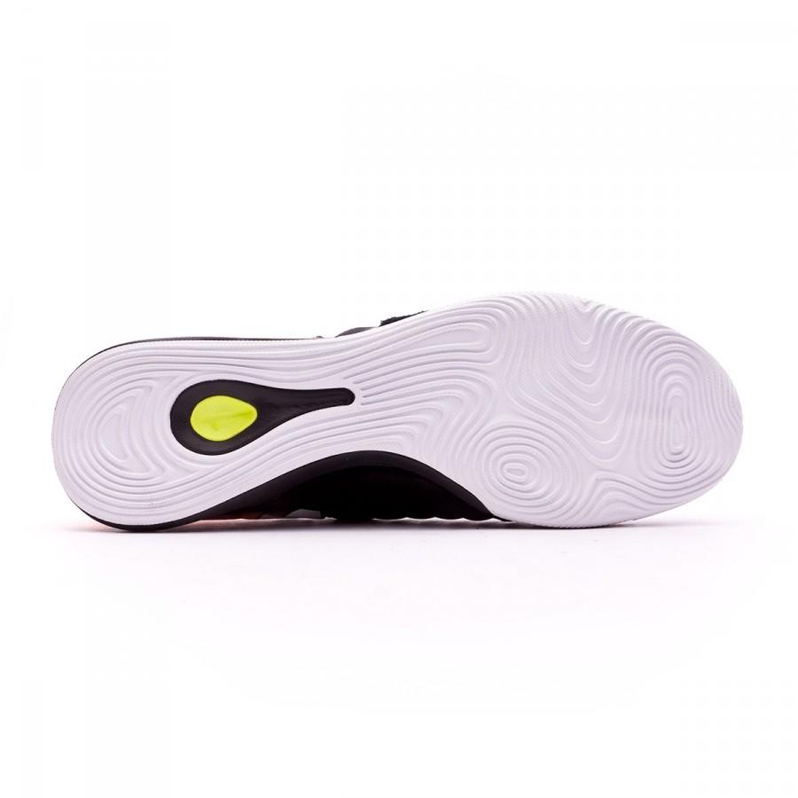 7da8850baf47 Futsal Boot Nike TiempoX Finale IC Black-White-Laser orange-Volt - Football  store Fútbol Emotion