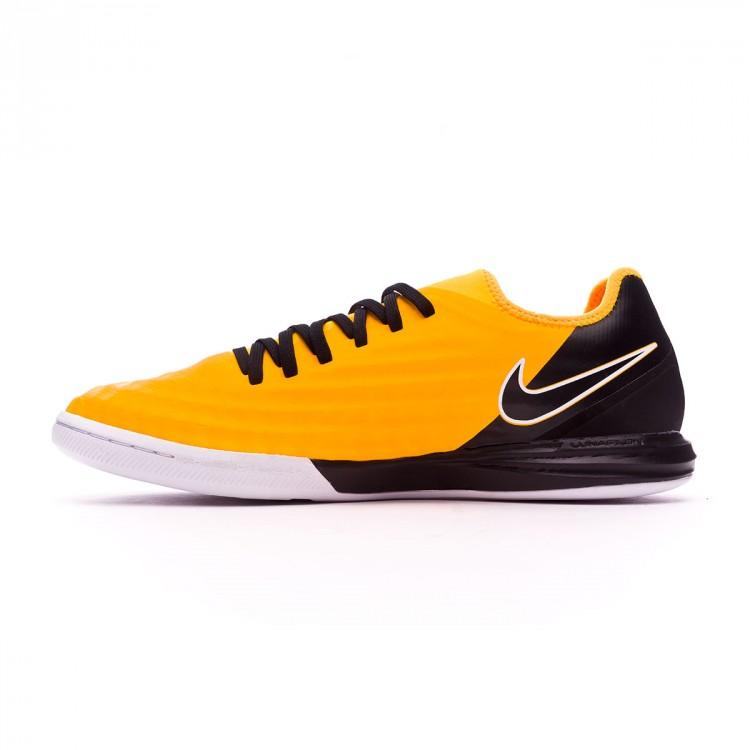 7de68717f71b Futsal Boot Nike MagistaX Finale II IC Laser orange-Black-White-Volt ...