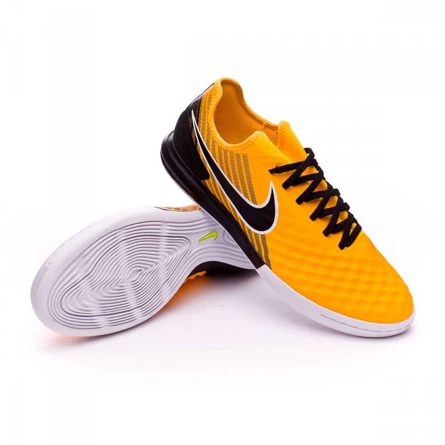 f4dd90e06f47 Nike MagistaX Finale II IC Futsal Boot. Laser orange-Black-White-Volt ...