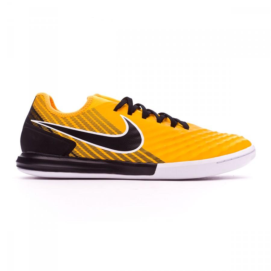 7f08547a4fd Futsal Boot Nike MagistaX Finale II IC Laser orange-Black-White-Volt -  Football store Fútbol Emotion