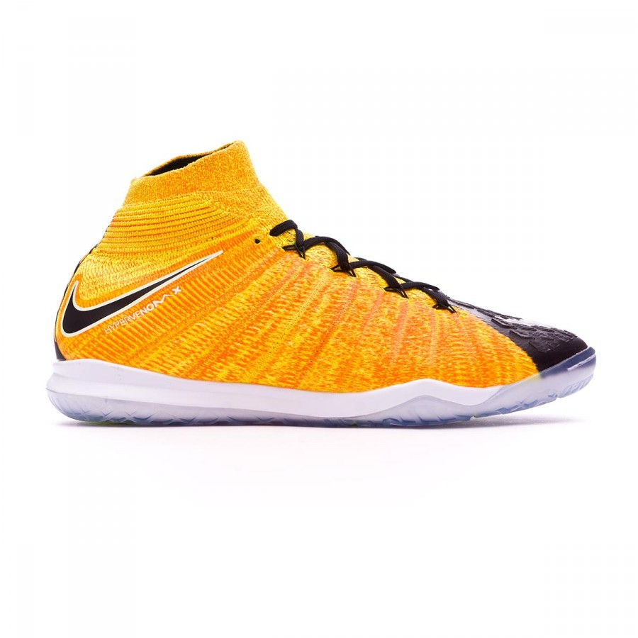 buy popular 7bc32 5271a Chaussure de futsal Nike HypervenomX Proximo II DF IC Laser  orange-Black-White-Volt - Boutique de football Fútbol Emotion