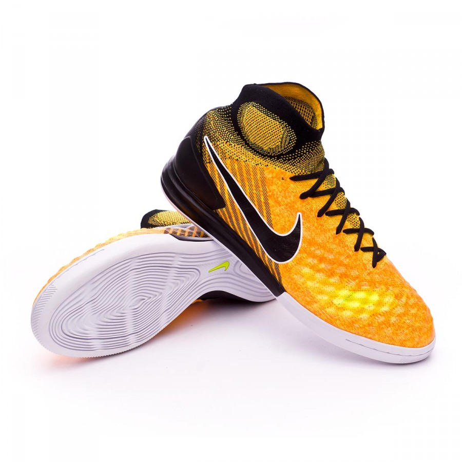 a4bcb183b783 Futsal Boot Nike MagistaX Proximo II DF IC Laser orange-Black-White ...