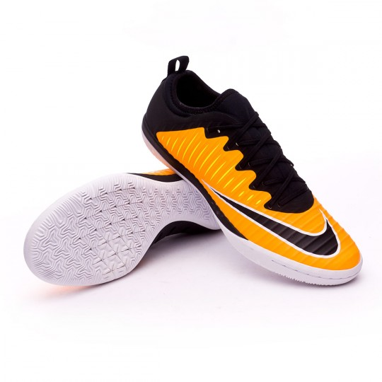 Zapatilla  Nike MercurialX Finale II IC Laser orange-Black-White-Volt