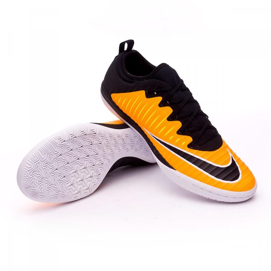 d1ef174c14eb Futsal Boot Nike MercurialX Finale II IC Laser orange-Black-White ...