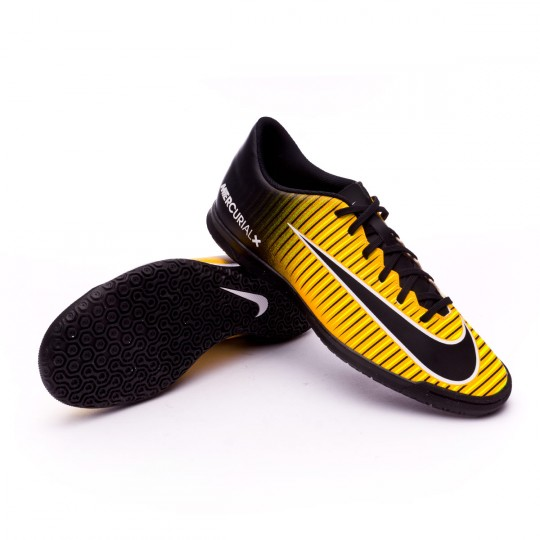 Zapatilla  Nike MercurialX Vortex III IC Laser orange-Black-White-Volt