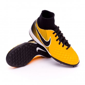 Sapatilhas Urban  Nike Jr MagistaX Onda II DF Turf Laser orange-Black-White-Volt